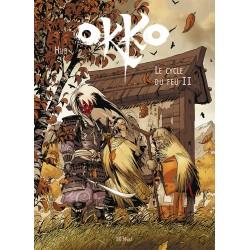 Tirage de tête Okko Tome 8, Tome 8, Le Cycle du feu II  - BD MUST EDITIONS