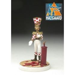 Figurine Sergent - La Nef des Fous - HAZGAARD