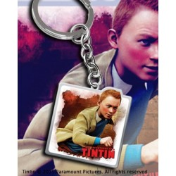 Porte clefs Les aventures de Tintin - Noble Collection - NN2080