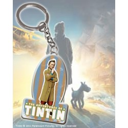 Porte clefs Les aventures de Tintin - Noble Collection - NN2092