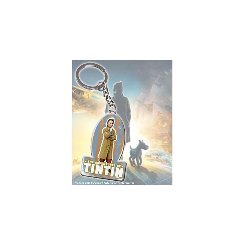 Porte clefs Les aventures de Tintin - Noble Collection - NN2092