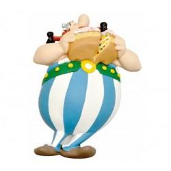Magnet Obelix Gâteau - ASTERIX - PLASTOY 070021