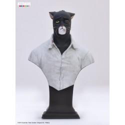 Figurine Buste John Blacksad 3, gueule cassée - Blacksad - Attakus - B426