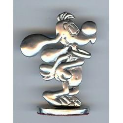 Figurine Bill Collier - Boule et Bill - Les etains de Virginie
