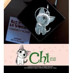 Figurine Porte clef Chi, une vie de chat - Les etains de Virginie