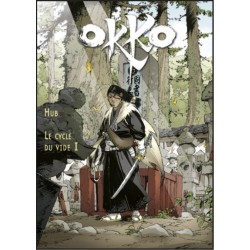 Tirage de tête OKKO Le Cycle du Vide Tome 1 - HUB - BD MUST EDITIONS