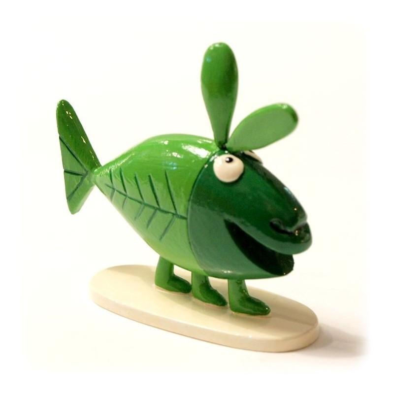 Figurine Shadok Le lapin poisson - Pixi - 82339