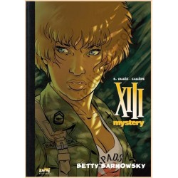Tirage de tête XIII Mystery - Betty Barnowsky - Khani Editions