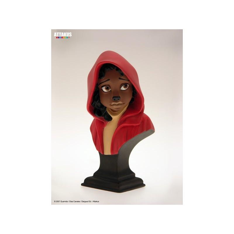 Figurine Buste Kyle - Blacksad - Attakus