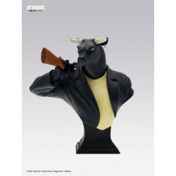 Figurine Buste Black Bull - Blacksad - Attakus