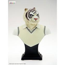 Figurine Buste Oldsmill - Blacksad - Attakus