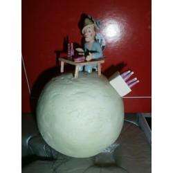 Figurine Le buveur sur sa planête LE PETIT PRINCE - Pixi 05705