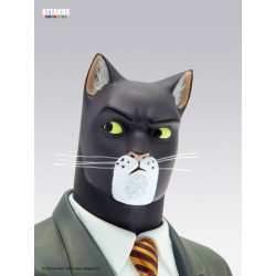 Figurine Buste John Blacksad 2  - Blacksad - Attakus