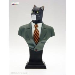 Figurine Buste John Blacksad 2  - Blacksad - Attakus