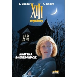 Tirage de tête XIII Mystery 8 - Martha Shoebridge - Khani Editions