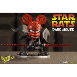 Figurine Rat-Man Infinite Collection | Dark Mouse - Infinite Statue