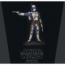 Figurine Jango Fett Épisode II  - Star Wars - Attakus - SW025