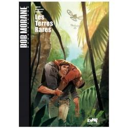 Tirage de tête Bob Morane Renaissance Les Terres Rares - Khani Editions