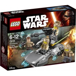 LEGO® Star Wars - 75131 Resistance Trooper Battle Pack