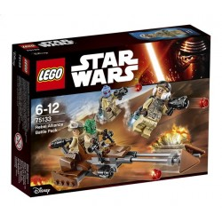 LEGO® Star Wars - 75133 Rebel Alliance Battle Pack