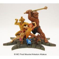 Figurine Coffret Collector - Trolls de Troy - Attakus