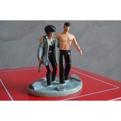 Figurine XIII et le Major Jones - Pixi 3601
