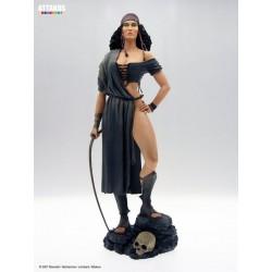 Figurine Kriss de Valnor - Thorgal - Attakus