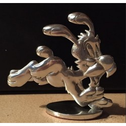 Figurines Idefix - UDERZO -  Les etains de Virginie