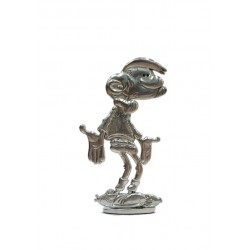 Figurine GASTON LAGAFFE - FRANQUIN -  Les etains de Virginie