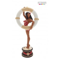 Figurine Pin-up Yuku Leelee Par Vatine - Attakus C789