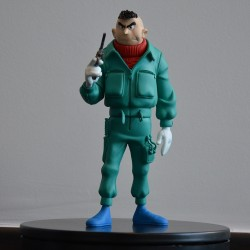 Figurine John Helena dit La Murène Spirou - Edition Originale - EO-2016-010HEL