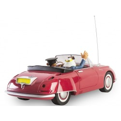 SPIROU & FANTASIO Turbot-Rhino 1 Rouge 1957 Figures et vous GF10R