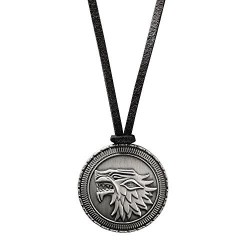 Game of Thrones - STARK Pendentif replique NNXT0090