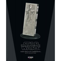 Figurine Han Solo in Carbonite  - Star Wars - Attakus - SW030