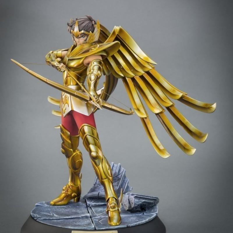 Figurine Aiolos Du Sagittaire Saint Seiya HQS TSUME
