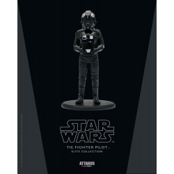 Figurine Tie Fighter Pilot - Star Wars - Attakus - SW031