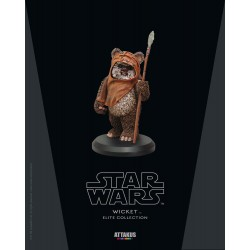 Figurine Wicket - Star Wars - Attakus - SW043