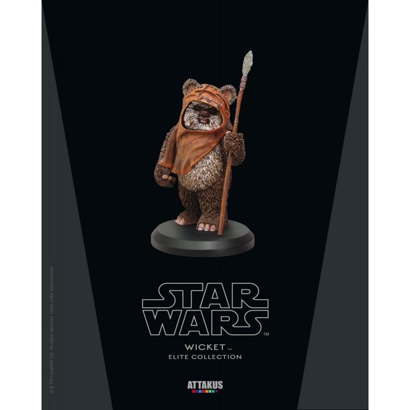 Figurine Wicket - Star Wars - Attakus - SW043