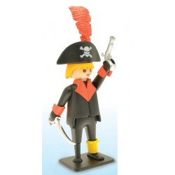 Figurine PLAYMOBIL LE PIRATE - PLASTOY COLLECTOYS 262