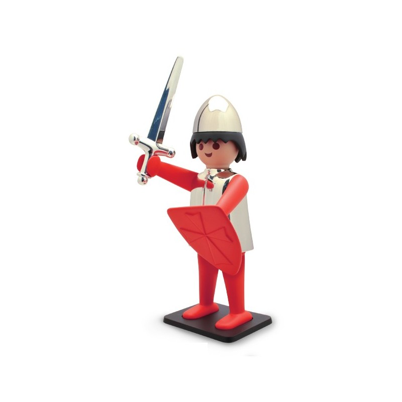 Figurine PLAYMOBIL LE CHEVALIER - PLASTOY COLLECTOYS 263