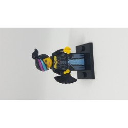 LEGO Minifigure MINIFIG Lego Movie Wild West Wyldstyle tlm004