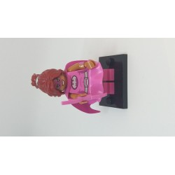 LEGO Minifigure MINIFIG Série LEGO BATMAN MOVIE PINK POWER BATGIRL