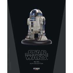 Figurine R2D2 n°3  - Star Wars - Attakus - SW039