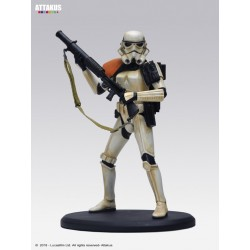 Figurine Sandtrooper Star Wars - Attakus - SW045