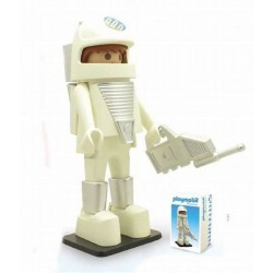 Figurine PLAYMOBIL L'ASTRONAUTE - PLASTOY COLLECTOYS 215