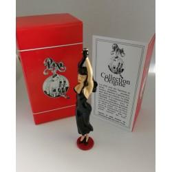 Figurine PIN-UP BRAS LEVES BERTHET - Pixi 05335