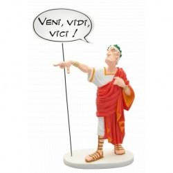 Figurine Astérix Bulles César PLASTOY COLLECTOYS 00132