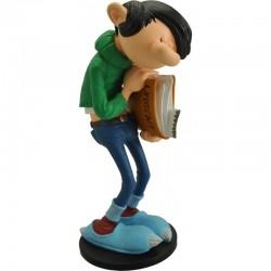 Figurine Gaston dossier...