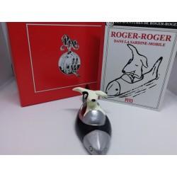 Figurine Roger-roger dans...