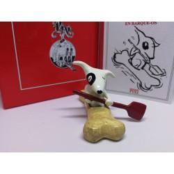 Figurine Roger-roger en...